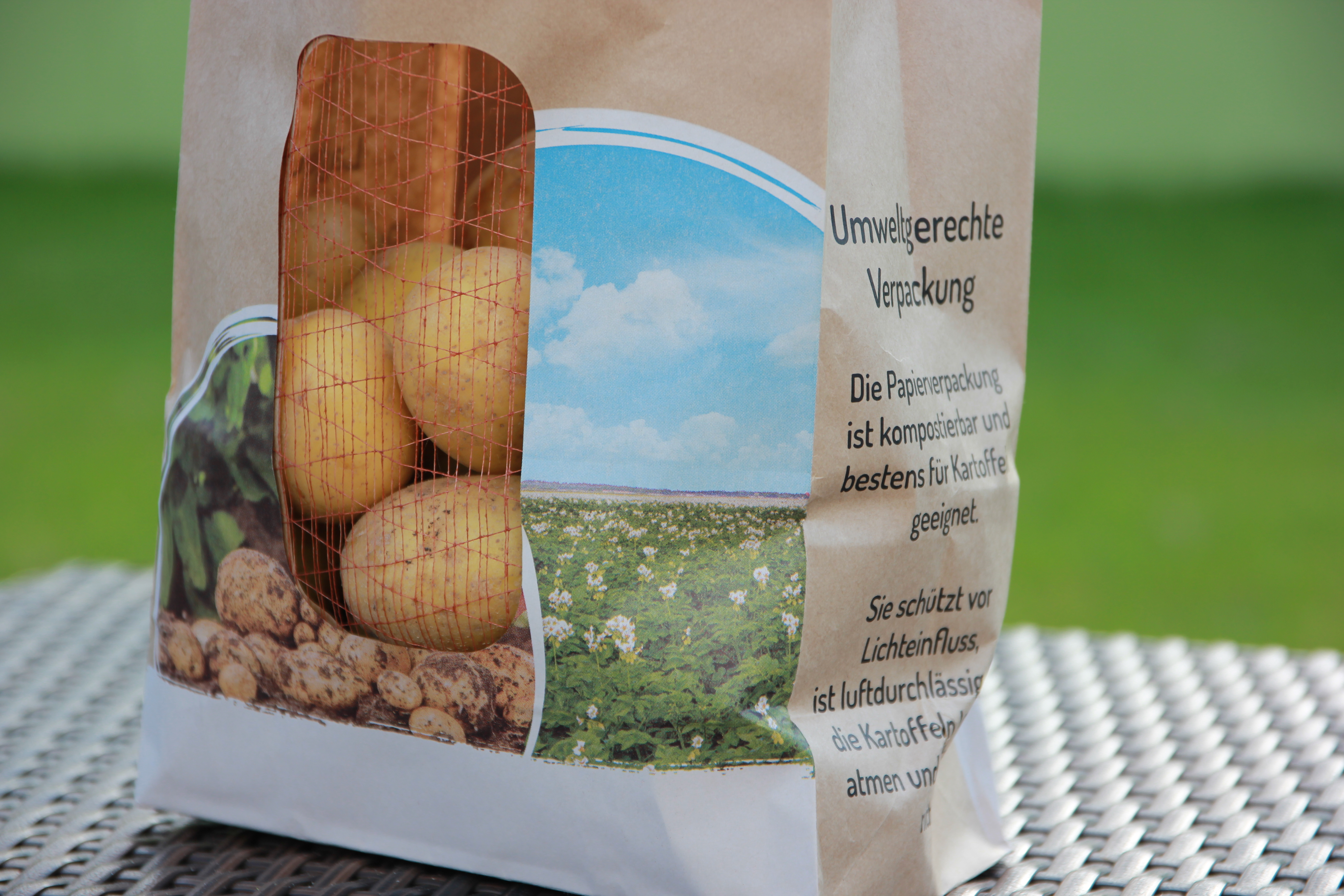 Was Ist Sisal papier spezialist potato bag with sisal mesh window